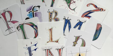 'Free' Lettering Calligraphy Workshop tickets