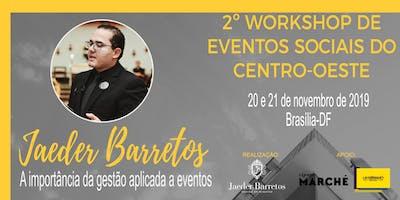 2º Workshop de Eventos Sociais do Centro-Oeste
