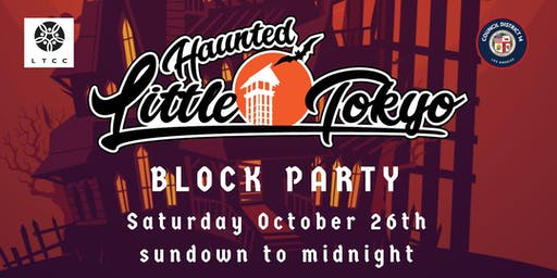 Haunted Little Tokyo Block Party 2019