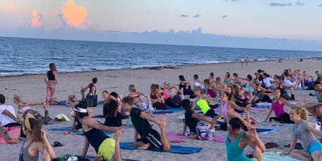 Sunrise Beach Yoga Delray Beach tickets