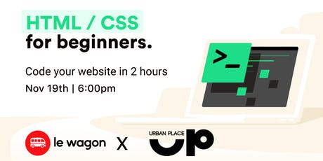 Build Your Own Landing Page @UrbanPlace tickets