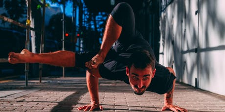 Progressive Ashtanga Master Class with Manuel Orio tickets