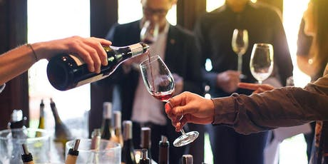 October Monthly Wine Social tickets