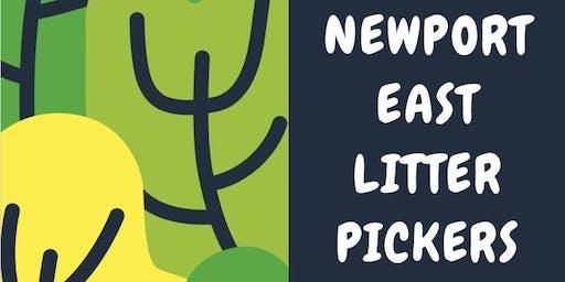 Newport East Litter Pikcers - Community Clean Up