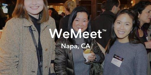 WeMeet Napa Networking & Social Mixer