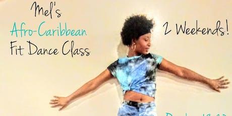 Afro-Caribbean Fit Dance Class tickets
