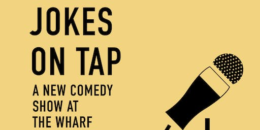 Jokes On Tap: Open Mic Comedy