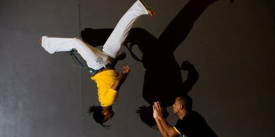 'Capoeira' a Afro-Brazilian Martial Arts & Dance SHIFT Project.