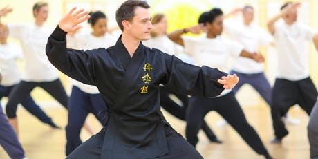 Basic Tai Chi Workshop tickets