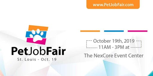 Pet Job Fair St. Louis