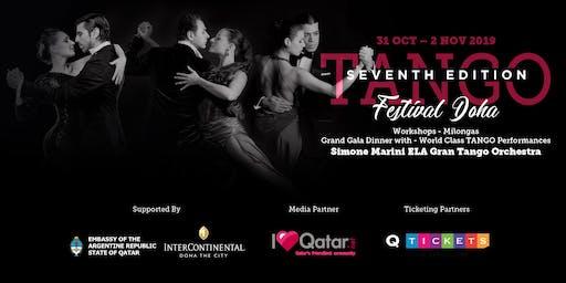 7° Doha Tango Festival