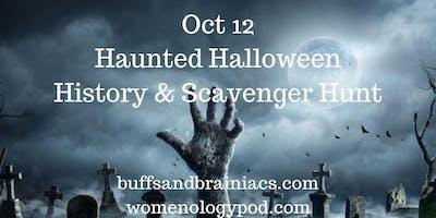 event image Haunted Halloween Scavenger Hunt