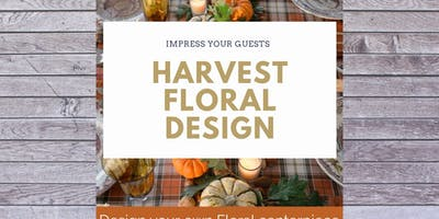 Harvest Table Design
