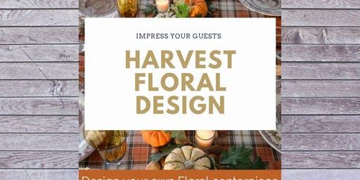 Harvest Table Design