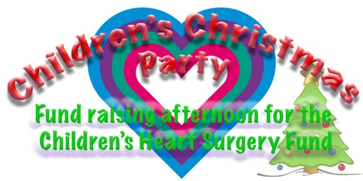 Children's Christmas Party for the CHSF