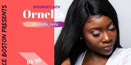 ABDB Presents: Ornella- 10/19/2019 tickets