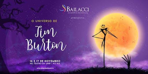 O Universo de Tim Burton