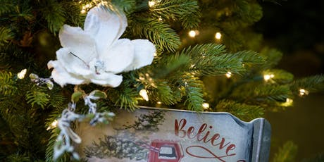 DECK THE HALLS: WREATHS! A TREETIME HOLIDAY WREATH MAKING WORKSHOP tickets