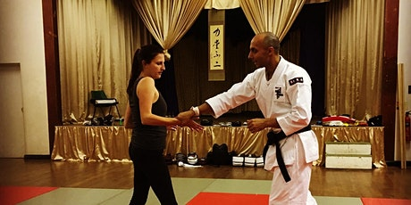 Try a Free Self Defence Class!  tickets