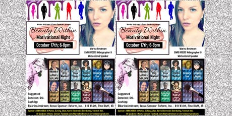 Beauty Within Motivational Night tickets