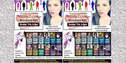 Beauty Within Motivational Night