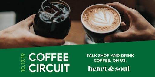 Coffee Circuit Presented by Circuit Saviors