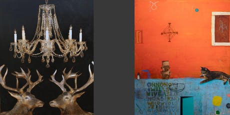Dining w/ Artists + Exhibition Preview: KOLLABS and Joe Ramiro Garcia tickets