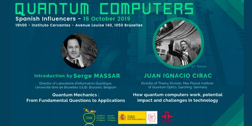 Quantum Computers, by Ignacio Cirac