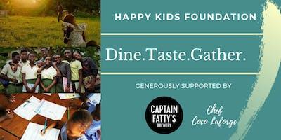 Dine,Taste & Gather for Happy Kids Foundation