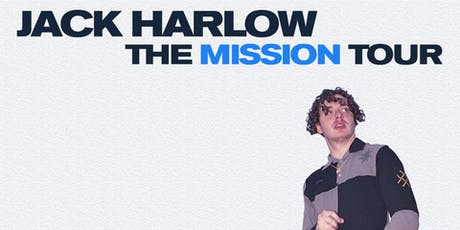 Union Stage & Songbyrd Present Jack Harlow - The Mission Tour + ALLBLACK tickets