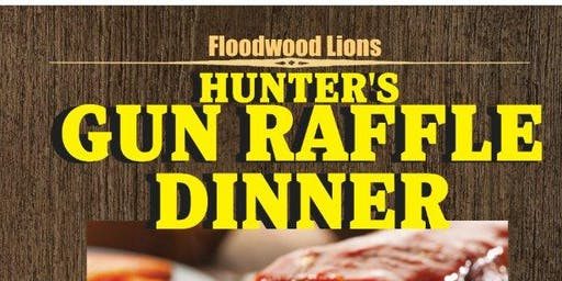 Floodwood Lions Hunter's Dinner