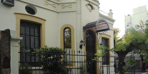 Tour guiado AANBA Villa Devoto: Art Nouveau y edificaciones emblemáticas del barrio