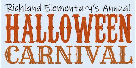 Richland Halloween Carnival tickets