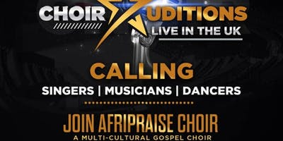 AfriPraise United Auditions