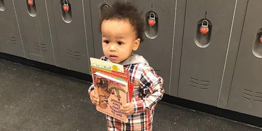 Burst Into Books' Group 1 Storytime (6 months - 3 years old)