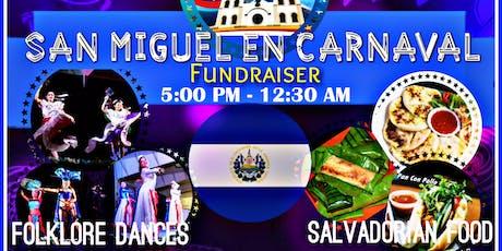 San Miguel en Carnaval - El Salvador's Biggest Fiesta tickets
