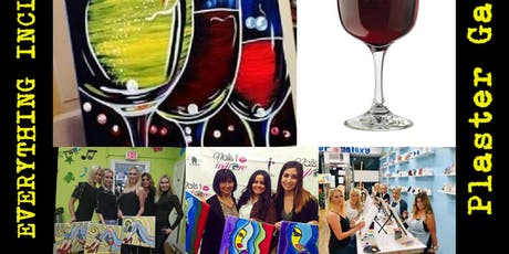Sip And Paint Wine Edition tickets
