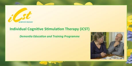 Individual Cognitive Stimulation Therapy Dementia Education and Training tickets