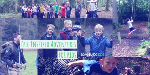 Commando Kids October Half Term Camp