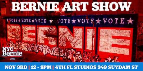 Bernie Art Show tickets