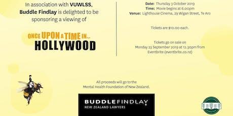 VUWLSS X Buddle Findlay Charity Movie Night tickets