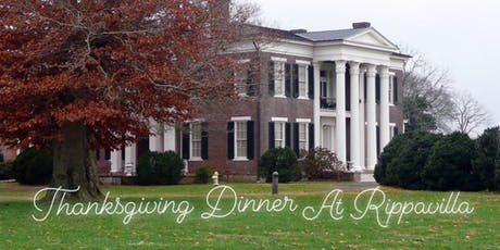 Thanksgiving Dinner at Rippavilla tickets