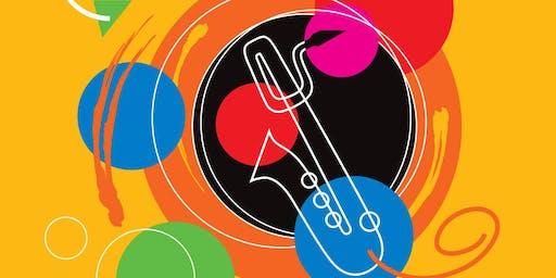 Dinner Jazz and Comedy Bingo Extravanganza