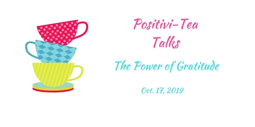 Positivi-Tea Talks