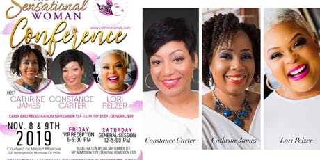 The Sensational Woman Conference tickets