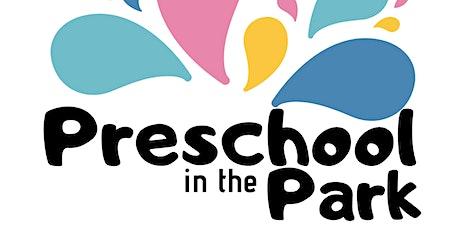 Preschool In The Park 2020 tickets