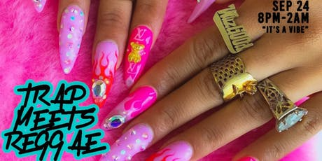TUE: Trap Meets Reggae Tuesdays! ($6 Shots, $5 Rail Drinks, $15 Hookah) tickets