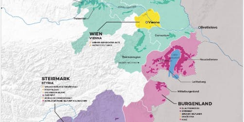 Wine Education 101: Austria and Hungary