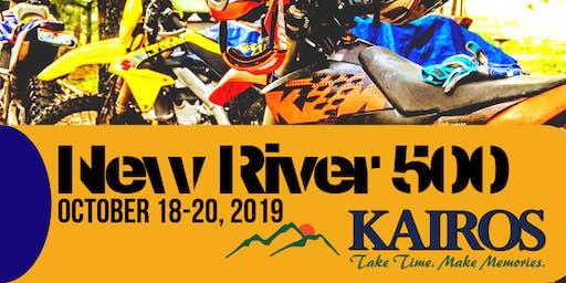 New River 500 | Oct 18-20, 2019