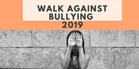 WALK AGAINST BULLYING 2019 tickets